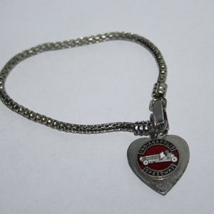 Vintage silver Indianapolis Speedway Bracelet